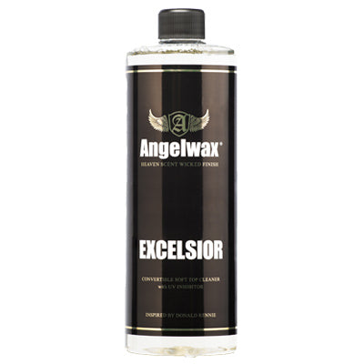 Excelsior Convertible Top Cleaner