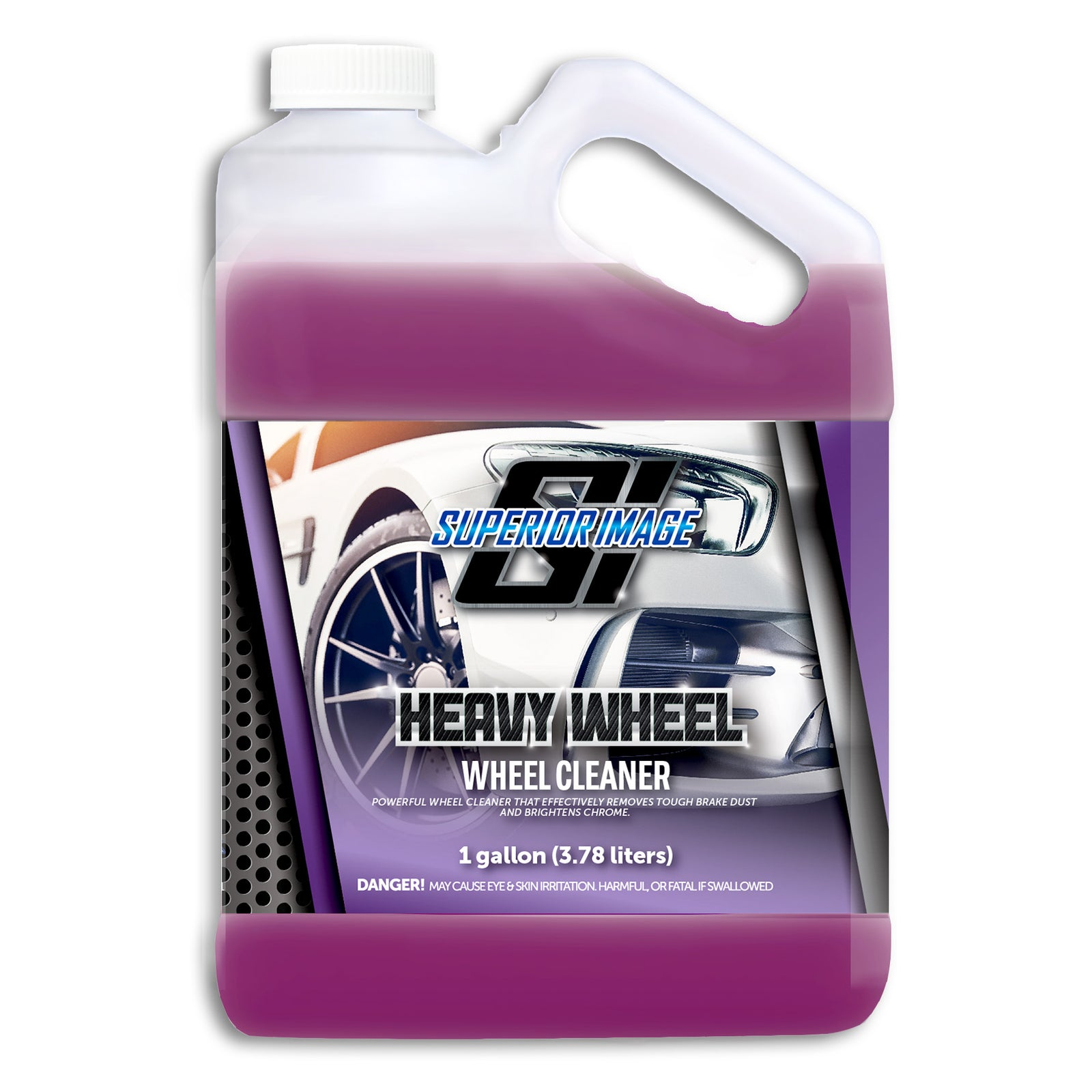 Heavy Wheel Non-Acid Wheel Cleaner