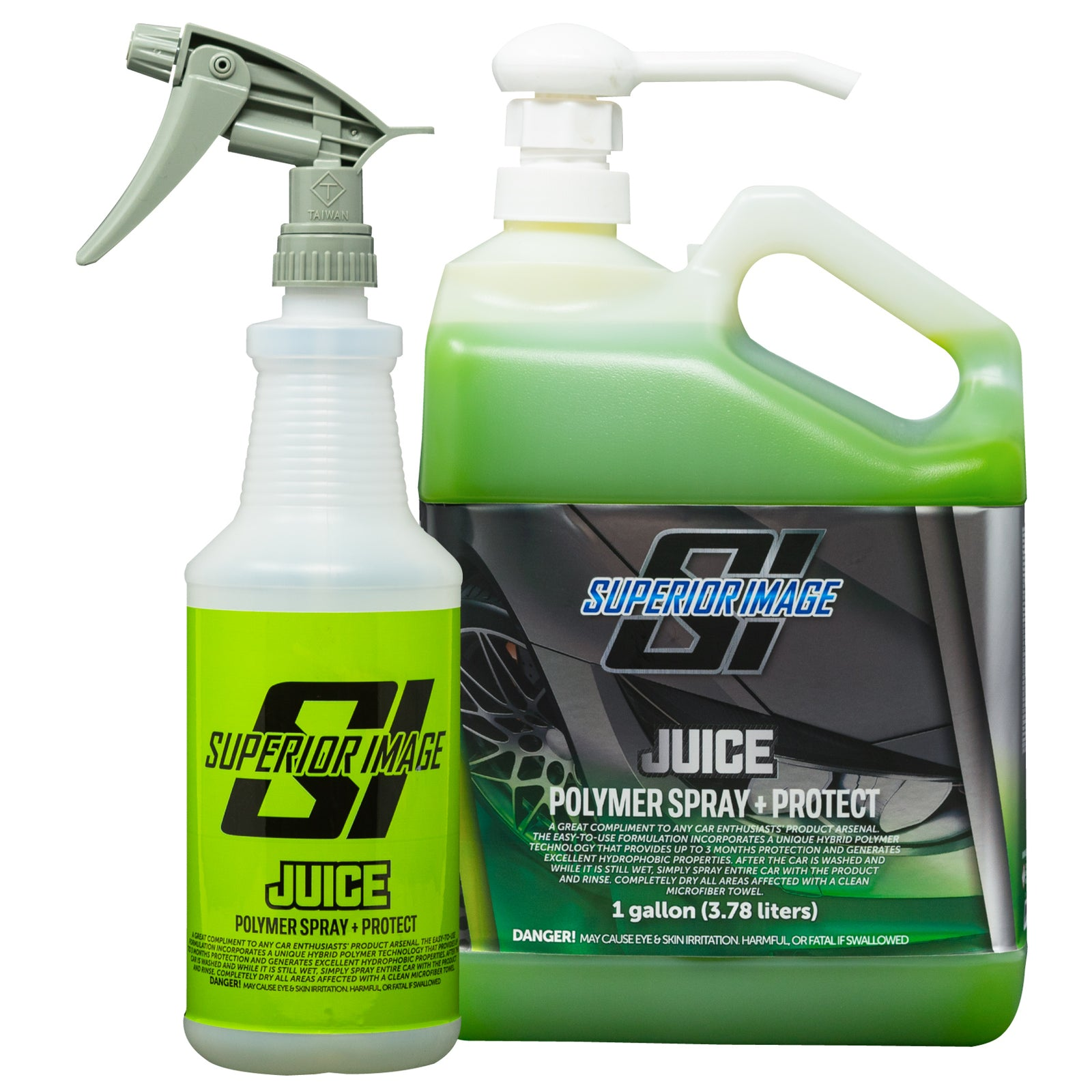 Juice Polymer Spray + Protect