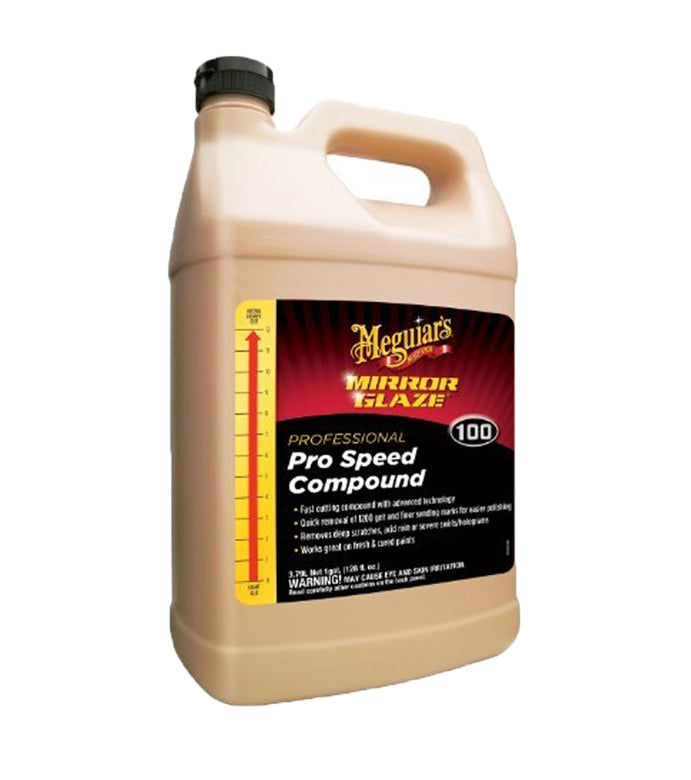 M100 Mirror Glaze Pro Speed Compound