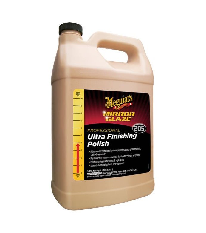 M205 Mirror Glaze Ultra Finishing Polish