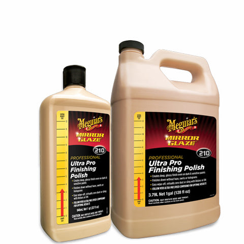 "Meguiar's DFF5 5"" Foam Finishing 6 - Pack"