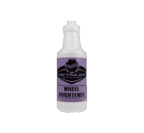 Meguiar's  D20140 Wheel Brightener Bottle, 32 oz.