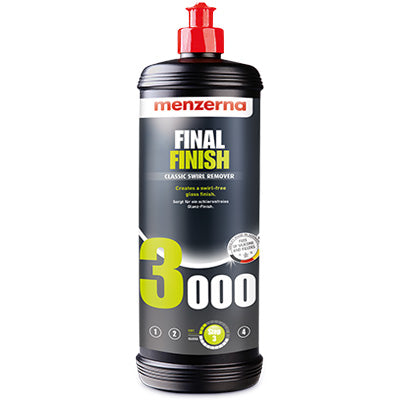 Menzerna Final Finish 3000 - Quart