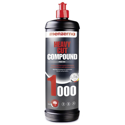 Menzerna Heavy Cut Compound 1000 - Quart