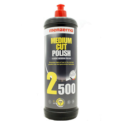 Menzerna Medium Cut Polish 2500 - Quart