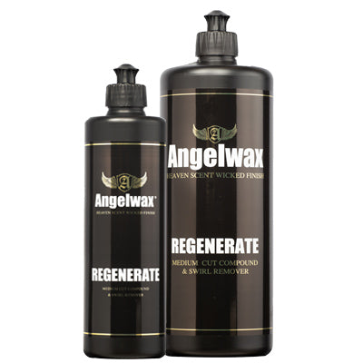Regenerate Medium Cut & Swirl Remover Compound
