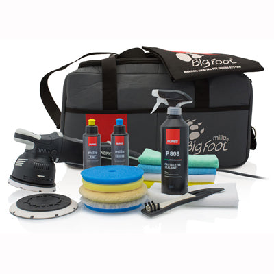Rupes LHR 21II Big Foot Random Orbital Polisher Deluxe Kit FREE SHIPPING!