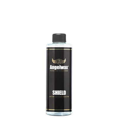 Shield Soft Top and Fabric Protector