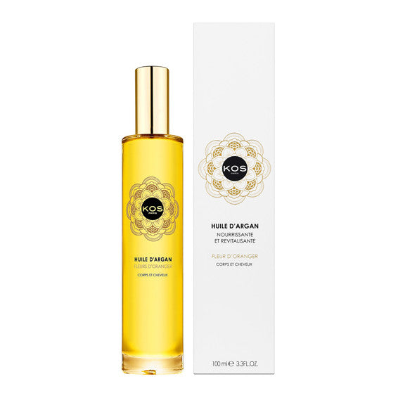 Fleur d'oranger: Orange Flower Argan Oil