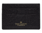 Card Holder Black Python