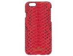 Phone Case Red Python