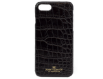 Phone Case Black Alligator