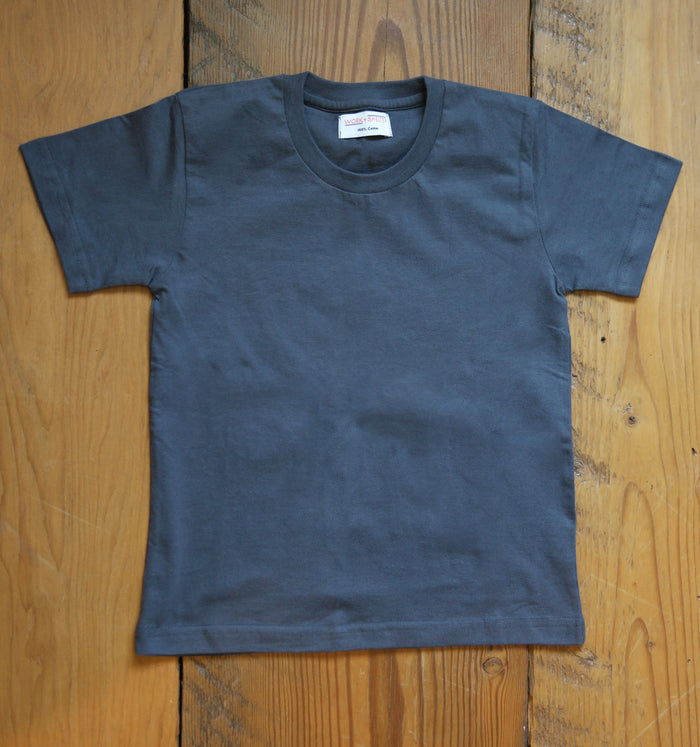 TODDLER CREW NECK TEE