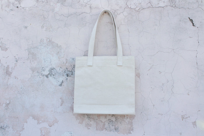 SQUARE TOTE - Small Sample