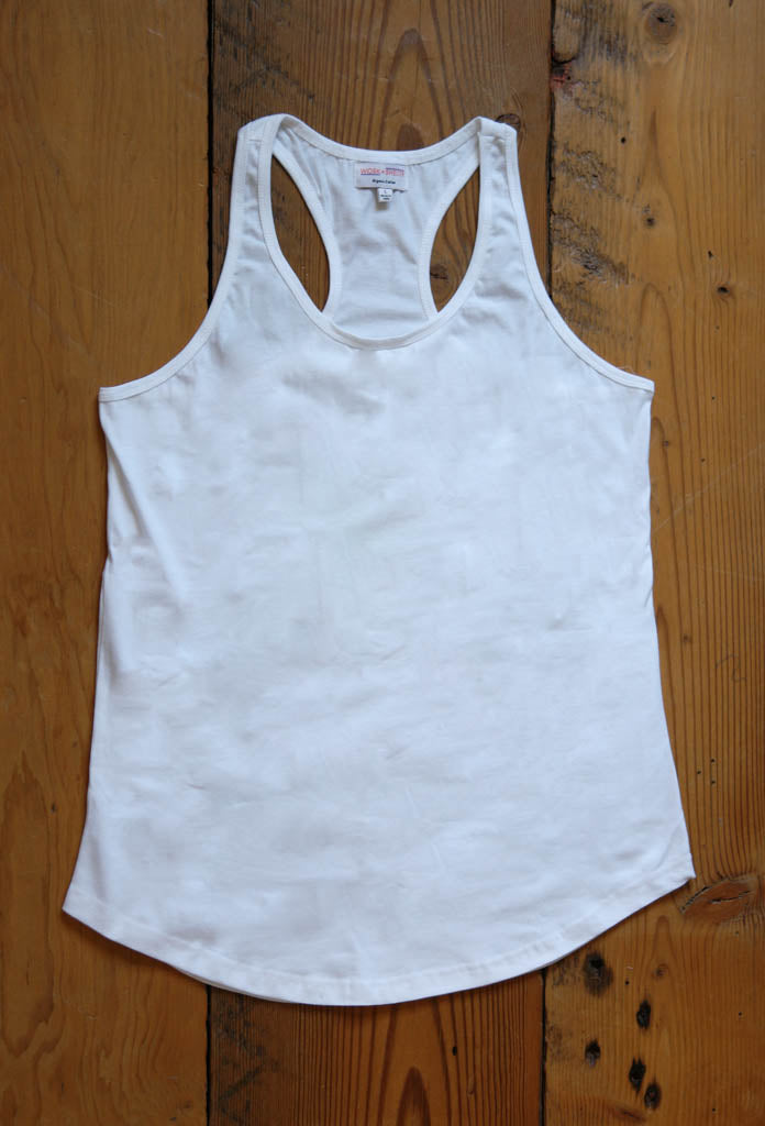 Women's Racerback Tank - Sample