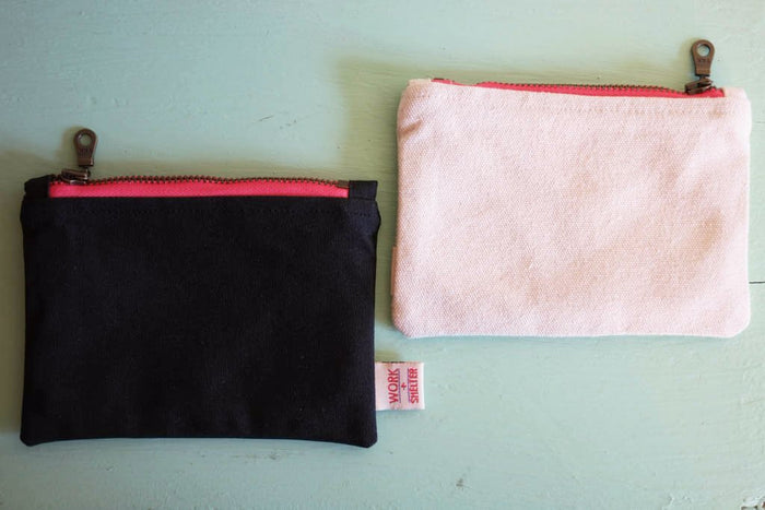 ZIP POUCH - Sample