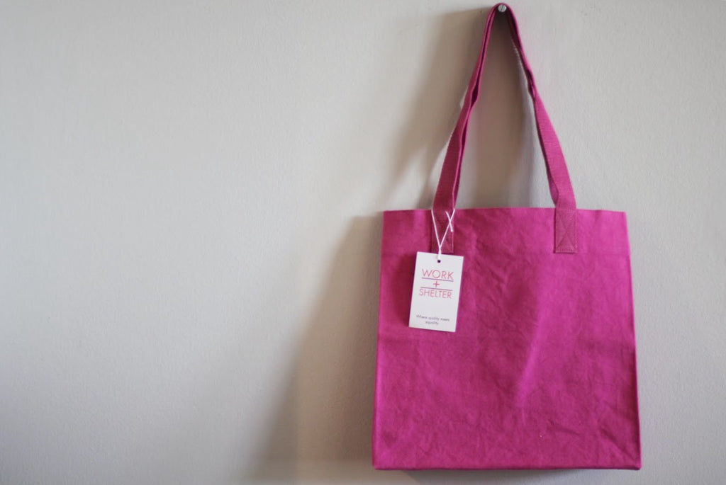 SQUARE TOTE - Small