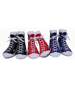 Organic Sneaker sock set  (Mummy and Child set)