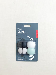 Tidy Clips (Set of 4)