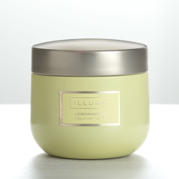 Lemongrass Essential Tin Candle