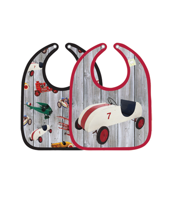 Non Toxic Bib Set Wind Up Toy