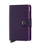 Secrid RFID Blocking Miniwallet - Matte Purple