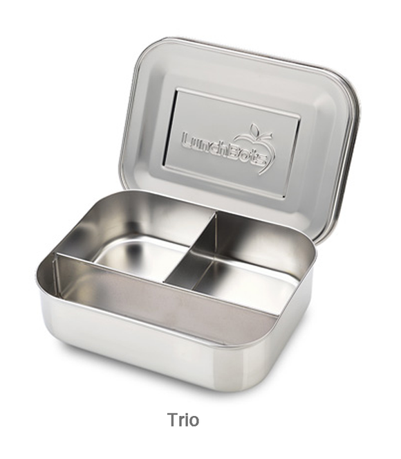 Trio All Stainless Container