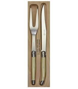 Laguiole Carving Set (Set of 2)