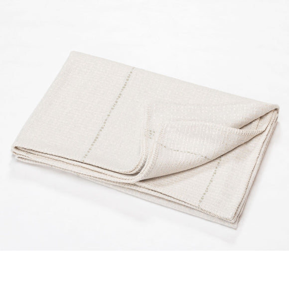Diva Structured Throw in Light Grey