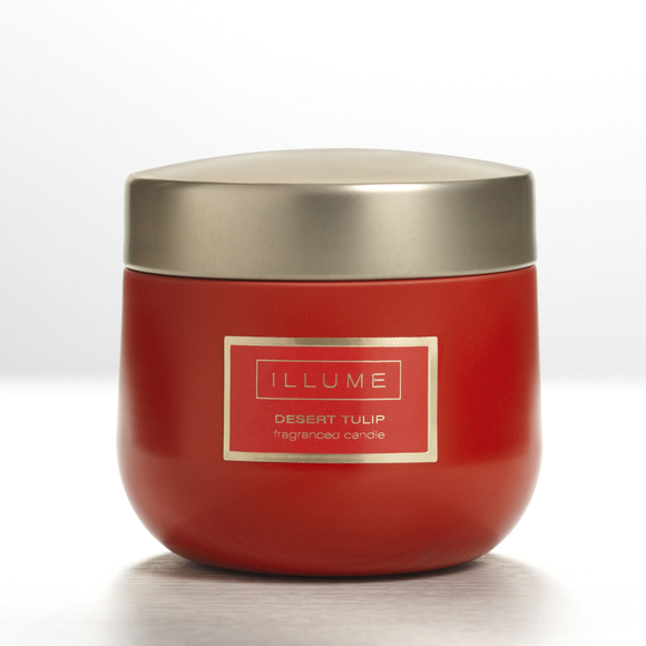 Desert Tulip Essential Tin Candle