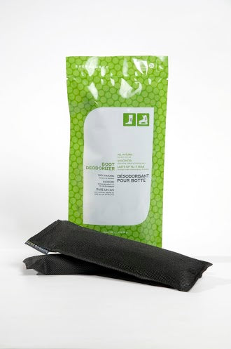 Bamboo Charcoal Boot Deodorizer