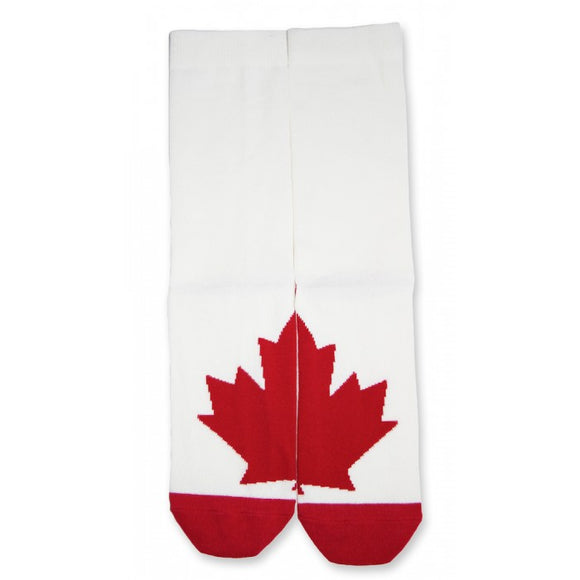 Maple Leaf Puzzle Sock for Men
