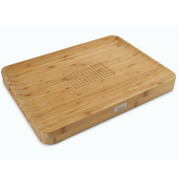 Cut&Carve™ Bamboo™ Chopping Board
