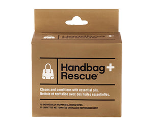 HandbagRescue Cleaning Wipes