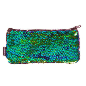 Magic Sequin Mini Pencil Pouch
