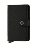 Secrid RFID Blocking Miniwallet - Crisple Black