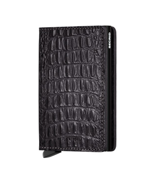 Secrid RFID Blocking Slimwallet - Nile Black