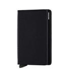 Secrid RFID Blocking Slimwallet - Crisple Black