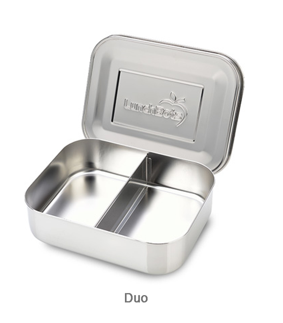 Duo All Stainless Container