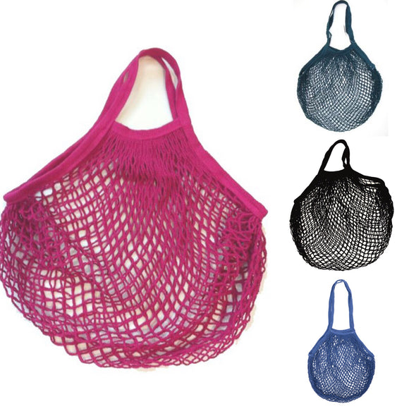 Reusable net cotton bags ( aka string bag)