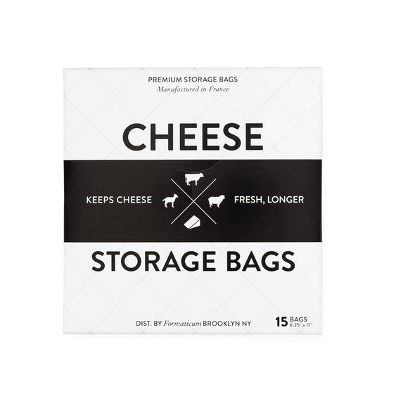 Cheese Storage Bags (Pack of 15)