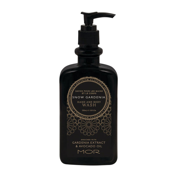 Snow Gardenia Hand & Body Wash 500mL