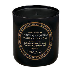 Snow Gardenia Fragrant Soy Candle