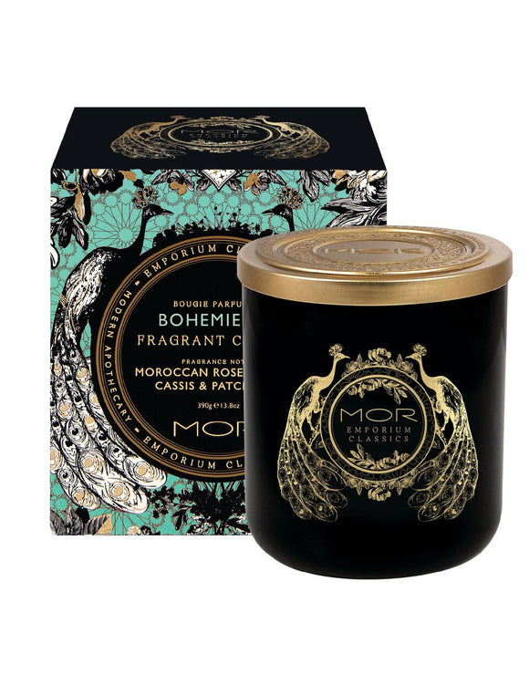 Bohemienne Fragrant Soy Candle