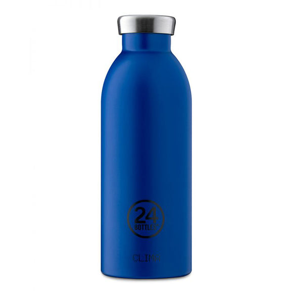 Clima Bottle - Gold Blue