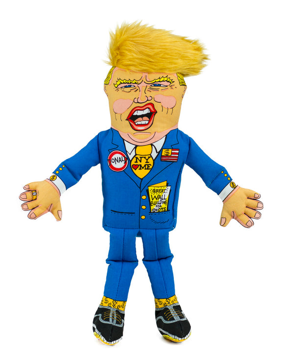Donald Dog Toy ( 2 sizes available)