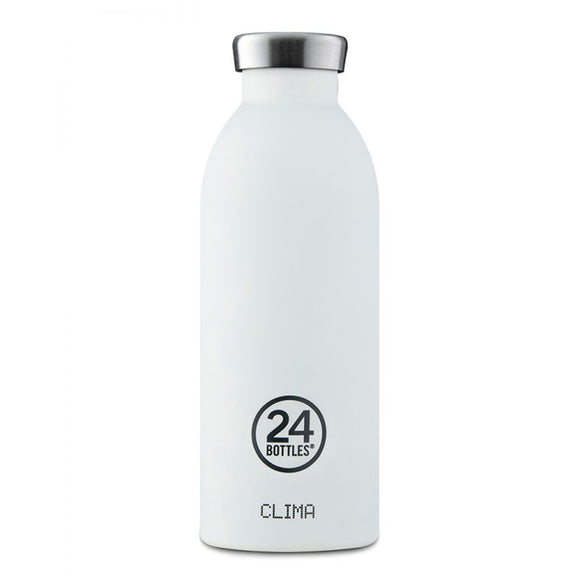 Clima Bottle - Icy White