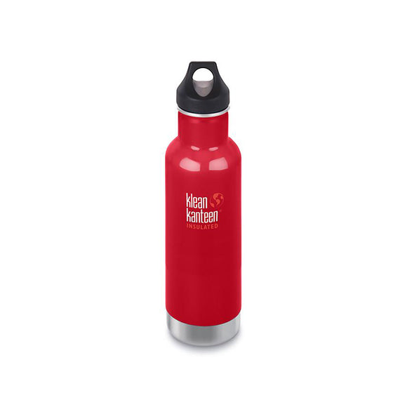 20oz Insulated Classic - Mineral Red