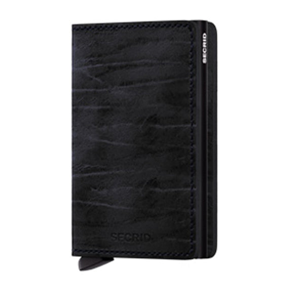 RFID Blocking Slimwallet - Dutch Martin Night Blue